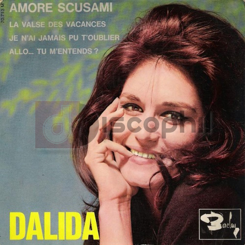 Dalida - Mama / Ne Reviens Pas Mon Amour