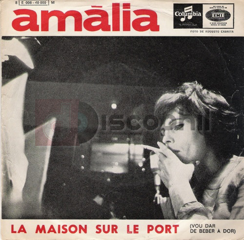 Amalia rodrigues la maison sur le port vou dar de beber - Amalia rodrigues la maison sur le port ...
