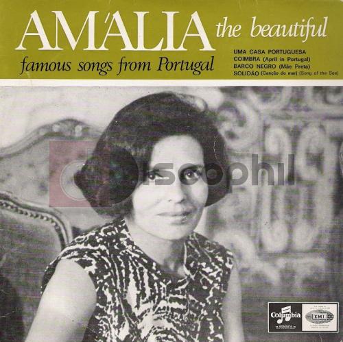 Rodrigues amalia discophil books vinyls la - Amalia rodrigues la maison sur le port ...