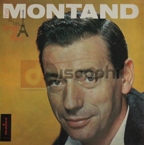 Montand yves discophil books vinyls la boutique du for Le jardin yves montand