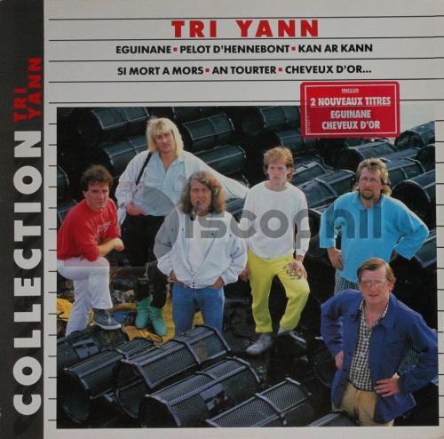 Tri Yann Nom De Ville