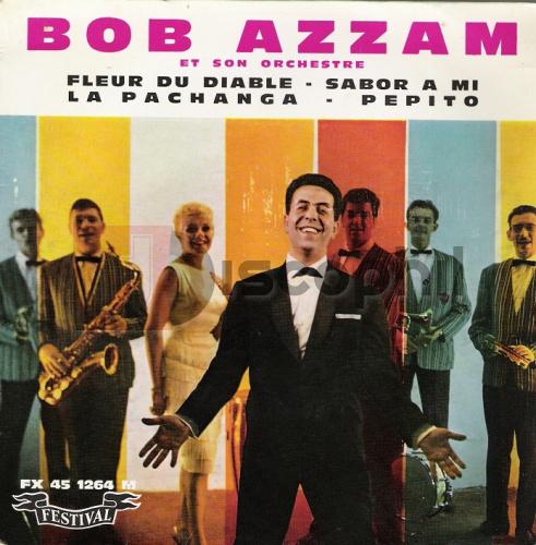 Bob Azzam Et Son Orchestre - Shish Kebab / Ismaïla