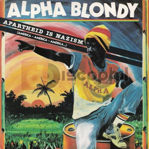 Alpha blondy discophil books vinyls la boutique du disque vinyle et du livre d 39 occasion - Operation coup de poing alpha blondy ...