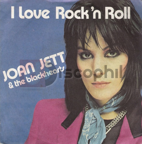 Joan JETT I love Rock'n Roll - Discophil - Books & Vinyls