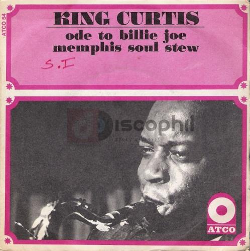 Memphis Soul Stew King Curtis: King CURTIS Ode To Billie Joe
